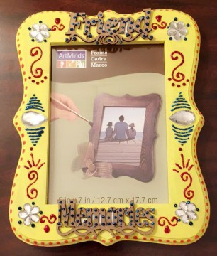 Photo Frame (theme - friends)