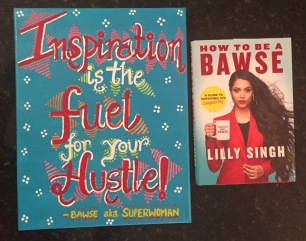 Superwoman Book Inspiration