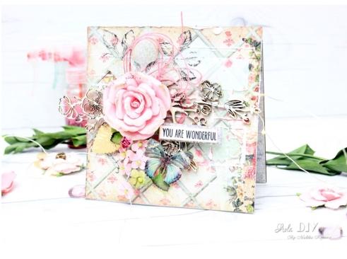 Mallika Kejriwal - handmade card